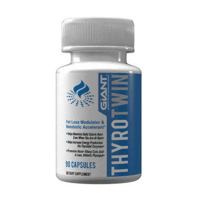 Stimulant Free Fat Burner Thyrotwin