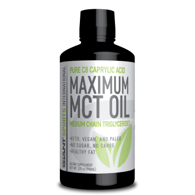 Maximum MCT Oil