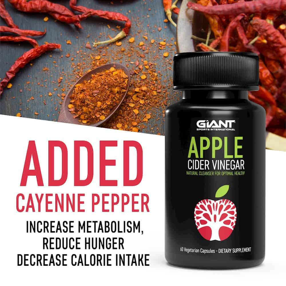 acv added cayenne pepper