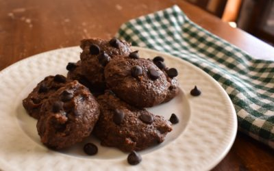 Chocolate Fudge Collagen Cookies