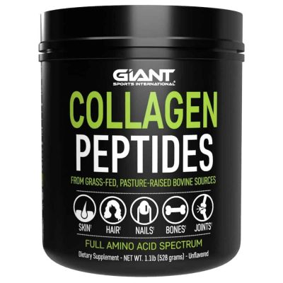 collagen peptides hydrolyzed giant sports