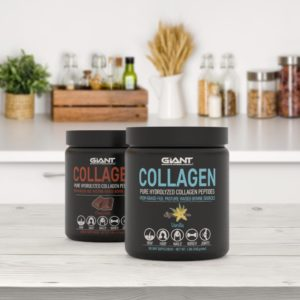 collagen vanilla and chocolate
