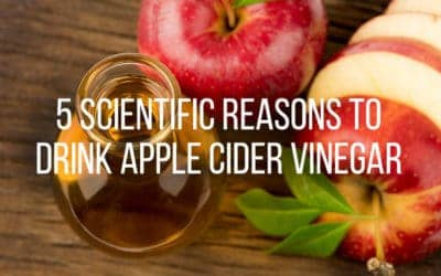 5 Scientific Reasons to Drink Apple Cider Vinegar