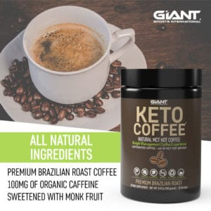 keto coffee all natural