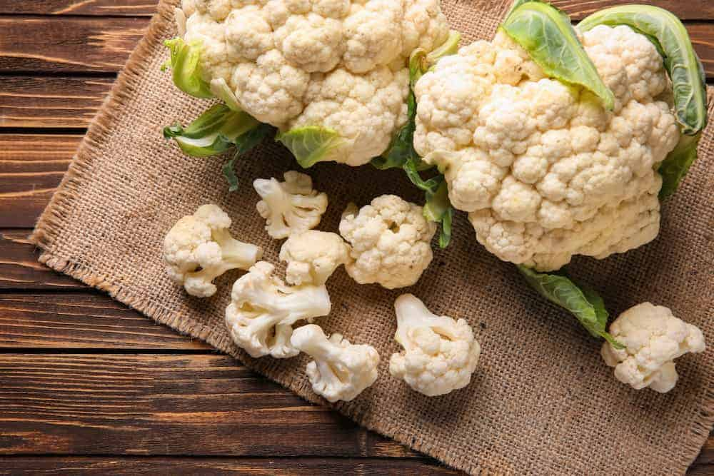 cauliflower as keto alternative to potatoes