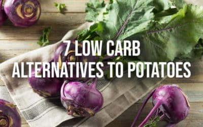 Seven Low Carb Alternatives to Potatoes