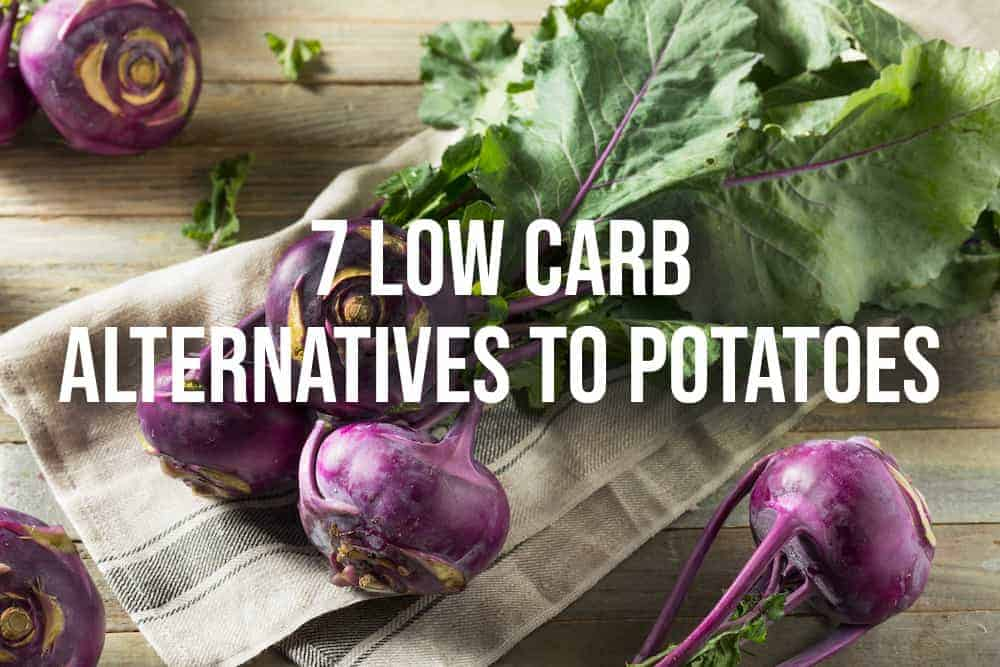 7 low carb potato alternatives