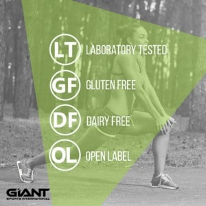 gluten free dairy free lab tested