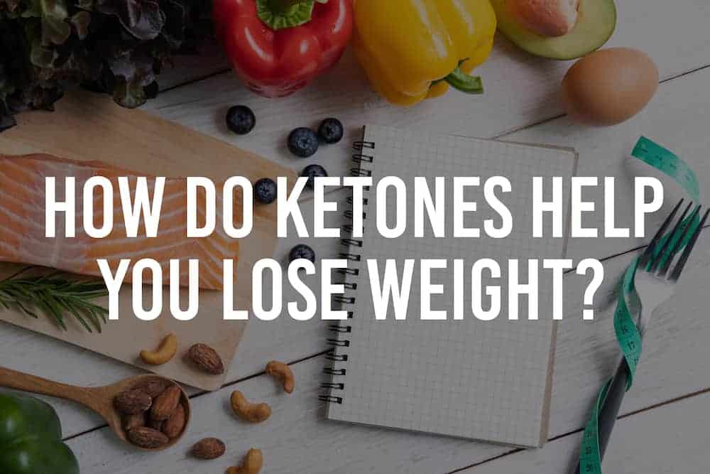 ketones losing weight